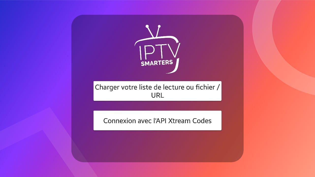 installer abonnement iptv sur iptv smarters pro